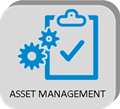 asset mgt button
